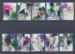 Nederland/Netherlands/Pays Bas/Niederlande/Paesi Bassi 2006 Mi: 2450-2459 Yt: 2374-2383 (Gebr/used/obl/o)(4025) - 1980-... (Beatrix)