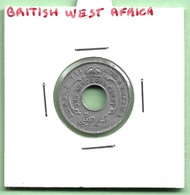BRITISH WEST AFRICA  1/10  PENNY 1907 - Colonies