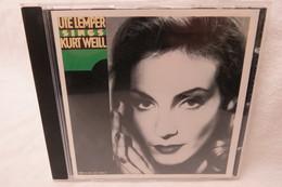 "CD ""Ute Lemper"" Sings Kurt Weil - Sonstige - Deutsche Musik"