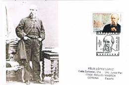 31335. Tarjeta BARCELONA 2010. Urbanismo Ensanche ILDEFONSO CERDÁ - 1931-Hoy: 2ª República - ... Juan Carlos I