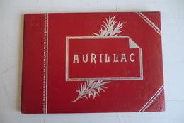 15 CANTAL AURILLAC. Album Photo (20,5x14,5cm). Cliché PARRY AURILLAC. 16 Photos. Vic Sur Cere. Le Lioran. Murat... - Lieux