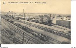 Micheroux - Vue Générale Des Etablissements S.G.C - Micheroux (1929) - NELS - Oh: J. Werres - Soumagne