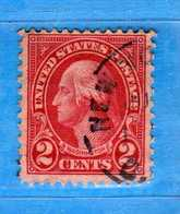 (Us2) USA °- 1922-25  Yvert. 229 B  - D,11X 10/1/2 - . USED.  Vedi Descrizione - Vereinigte Staaten
