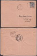 CONGO EP 25c DE BANGUI  06/08/1909 VERS VIENNE  (6G18547) DC-MV542 - Brieven En Documenten