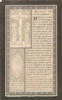 DP. JULES VAN NIEUWENHUYSE ° BRUGGE 1830 -+ 1891 - BEELDHOUWER-BOUWKUNDIGE - Religione & Esoterismo