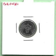 BRUNEÏ  5  SEN  2005 - Brunei