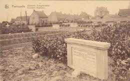 Poelkapelle, Poelcapelle, Cimetière Allemand, Deutscher Kriegerfriedhof (pk54513) - Langemark-Poelkapelle