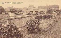 Poelkapelle, Poelcapelle, Cimetière Allemand, Deutscher Kriegerfriedhof (pk54515) - Langemark-Poelkapelle