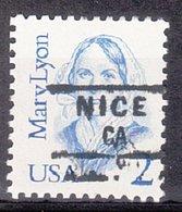 USA Precancel Vorausentwertung Preo, Locals California, Nice 834,5 - Vereinigte Staaten