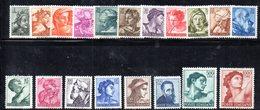 XP3011 - REPUBBLICA 1961 , Serie Michelangiolesca ***  MNH - 1946-.. République