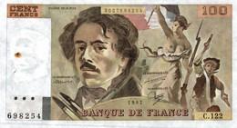 BILLET FRANCE 100 FRANCS DE 1987 - 1962-1997 ''Francs''