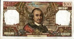 BILLET FRANCE 100 FRANCS DE 1964 - 1959-1966 Franchi Nuovi