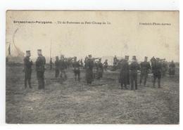 Brasschaat:  Brasschaet-Polygone - Tir De Forteresse Au Petit Camp De Tir 1910 - Brasschaat