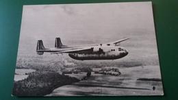 CPM AVION COLLECTION HISTOIRE DE L AVIATION S N C A N NORD 2500 NORATLAS ED P I CARTE N° 27 DOCUMENT REPRODUIT - 1946-....: Era Moderna