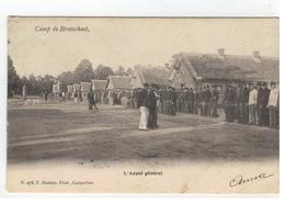 Brasschaat:  Camp De Brasschaet, L'Appel Général N.475 F,Hoelen,Phot,Cappellen - Brasschaat
