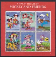 2469  Walt Disney - GHANA - 1997 A Year In The Life Of Mickey And Friends . - Disney