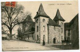 JUSSAC - L'Eglise -  Voir Scan - Jussac