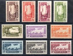 Sénégal  Senegal  Luftpost Y&T PA 1** - PA 4**, PA 6** - PA 11** (+ PA 5° = Cadeau) - Senegal (1887-1944)