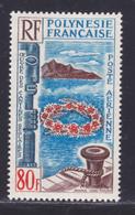 POLYNESIE AERIENS N°   15 ** MNH Neuf Sans Charnière, TB (D8408) Oeuvre Des Cantines Scolaires -1965 - Poste Aérienne