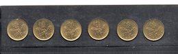 RedG - REPUBBLICA , 20 Lire Del 1975 : Sei Pezzi - 20 Lire