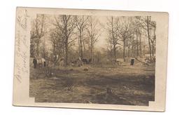 GUERRE 14 - BOIS GARENNE DE GUEUX Près REIMS - - Guerre 1914-18