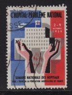 Vignette - L'Hopital Probleme National - 1959 - Commemorative Labels