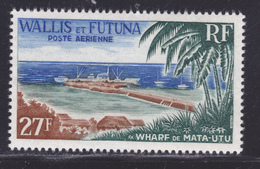 WALLIS ET FUTUNA AERIENS N°   23 ** MNH Neuf Sans Charnière, TB (D8409) Jetée De Mata-Utu -1965 - Airmail