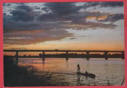 TCHAD - FORT-LAMY - Pont De Chagoua * 2 SCANS *** - Tchad