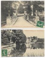 BOSSANCOURT PONT ANiMé & DEVERSOIR Coll. R. Et C. En Champagne Bar Sur AUBE Dienville Brienne Château Vendeuvre Troyes - Autres Communes