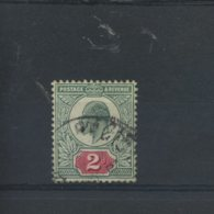 STAMPS - EDWARD VII 2d SG227 FINE USED - 1902-1951 (Rois)
