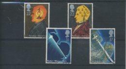 STAMPS - 1991 SCIENTIFIC ACHIEVEMENTS SET FINE USED - 1952-.... (Elizabeth II)