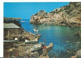 Espagne Mallorca  Cala De Deya Bateaux - Mallorca