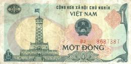 BILLET VIET NAM 1 MOT DONG - Vietnam