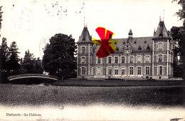 DADIZEELE - Le Château - Carte Circulée En 1903 - Moorslede