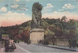 Barrage De La Gileppe, Le Lion Et Le Pont (pk54531) - Gileppe (Stuwdam)