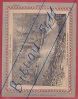 Protége Cahier Ancien La France Coloniale Passage Du Rapide De MACOPO  (L'Ogôoué ) - Book Covers