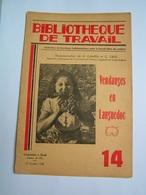 BT 14 1948 Vendanges Languedoc Cooperative De MONTAUD HERAULT - Livres, BD, Revues
