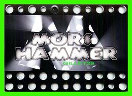 SÉRIESTV - MORS HAMMER - SEND ET EMNEFORSLAG TIL PROGRAMMET ! - NORDISK FILM BROADCAST - GO-CARD - - Séries TV