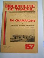 BT 157 1951 SOMMEPY VERZY BAZANCOURT SILLERY HAUVINE EPOYE SAINT MASMES SOMMESOU - Livres, BD, Revues
