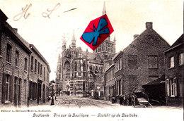 DADIZEELE - Vue Sur La Basilique - Gezicht Op De Basilieke - Carte Circulée En 1904 - Moorslede