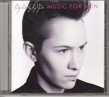 GOSSIP - MUSIC FOR MEN - Musique & Instruments