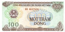 BILLET VIET NAM 100 MOT TRAM DONG - Vietnam