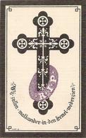 DP. SOPHIA WARNEZ ° LICHTERVELDE 1835 -+ SWEVEZEELE 1883 - Religion &  Esoterik