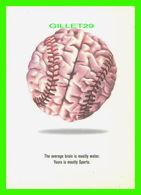 SÉRIE DE TV - FOX SPORTS NET - THE AVERAGE BRAIN IS MOSTLEY WATER, YOURS IS MOSTLY SPORTS - - Séries TV