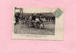 F2701 - Visite De Sa Majesté Le Roi De Portugal Aux Usines Schneider Au Creusot 25-26 Novembre 1905 - Le Creusot