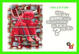 SÉRIES DE TV - KAN DU NYE ANNONCORER TIL TV3 ? OG 3+ - GO-CARD 1997 - - Séries TV