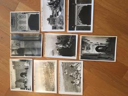 MAROC LOT DE 9 PHOTOGRAPHIES VILLE DE FEZ ANNEE 1918 - Lieux