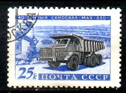 URSS. N°2337 Oblitéré De 1960. Camion. - LKW