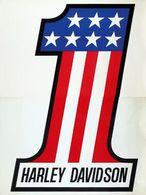 @@@ MAGNET - Harley Davidson - Publicitaires