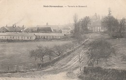 76 - NESLE NORMANDEUSE - Verrerie De Romesnil - France